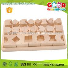 EZ1015 Unique Geometric Shape Education Children Building Blocks