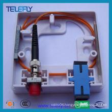 2fo FTTH Fiber Optic Terminal Enclosure