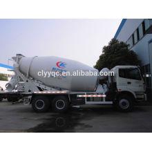 Foton Auman 6X4 camiões betoneira para venda