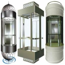 Лифт пассажирский жилого экскурсии 6person наблюдения стеклянная капсула лифта