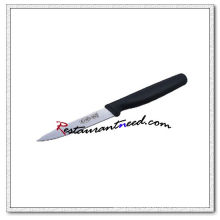 U425 4,0 '' cuchillo de pelar con mango de plástico