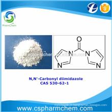 N, N'-carbonyl diimidazole, CAS 530-62-1, 98% agent de condensation