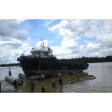 Airbag de caucho para barcos antiexplosión de alta presión