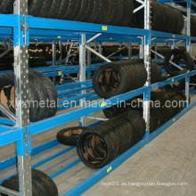 4s Auto Store Warehouse Reifen Rack Reifen Regal
