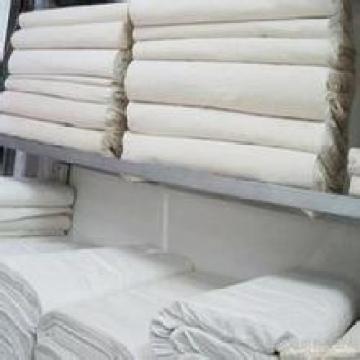 Graues Gewebe / Baumwollgewebe / Polyester-Gewebe T / C Gewebe