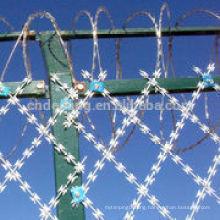 christmas electric fence razor mesh fencing