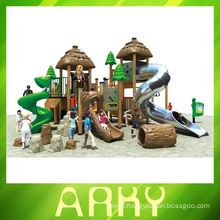 Three Star 2016 Exciting Outdoor Playground Ancient Tribe Land Equipment