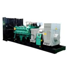 800kW-2400kW generador diesel de voltaje medio 6kV