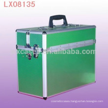 portable aluminum eminent suitcase with one shoulder strap wholesales