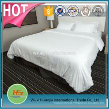 Hotel 233TC para baixo à prova de algodão mão buraco tampa Doona