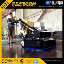 Máquina pulidora de pulido del piso concreto industrial del poder más elevado