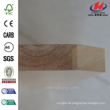 96 in x 48 in x 5/7 in Simple Style Grade AB Hellrosa Buche Hintern Joint Board