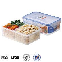 Kunststoff Aufbewahrungsbox für Lebensmittel