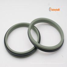 Bronze enchido com os raspadores de PTFE Seals para Cylinder / Presses