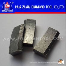 High Efficiency Roof Segment Core Drill Bit for Reinforce Concrete Cutting
