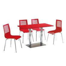 Restaurant Buffet Cafeteria Rechteckiges MFC Tischset (FOH-BC31)
