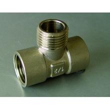 Conexiones de tornillo en T F / M / F (tubería pex-al-pex y tubería de agua)
