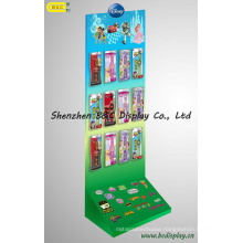 Cardboard Paper Hooks Display, Promotion Cardboard Display (B&C-B037)