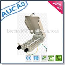 Caja de distribución eléctrica / de energía / teléfono / impermeable Cajas distribuidas para módulo STB / caja de montaje en pared