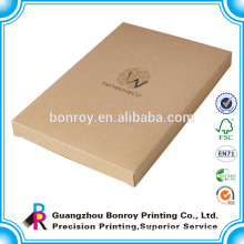 Offset printing chocolate packaging box
