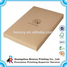 Коробка офсетной печати упаковки шоколада