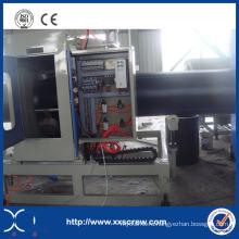 Одношнековый экструдер для труб из PE HDPE (SJW)