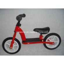Bicicleta de equilibrio de cuadro de acero (PB210)