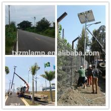 fabricantes solares novos da luz de rua do preço direto de fábrica da chegada, pólo claro de rua da energia das energias solares
