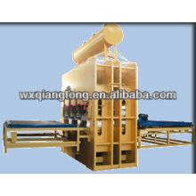 hot press melamine laminating machine/ Composite panel hot press