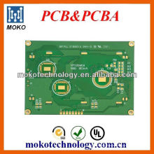 tableros de circuitos impresos en los ámbitos médico, electrónico, industrial, controles de acceso, automotriz