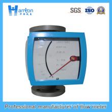 304+PTFE Metal Tube Rotameter for Dn50-Dn100