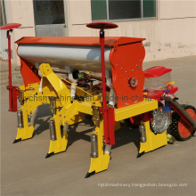 Red Color Corn Seeder for 40HP Tractor