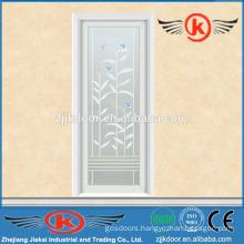 JK-AW9021 soundproof glass door/ interior frosted glass dooor