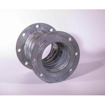 Tubo de acero galvanizado corrugado de soldadura en espiral