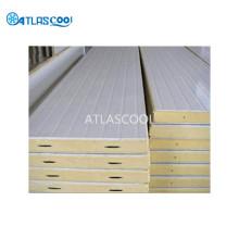 Painéis de parede isolados para armazenamento a frio