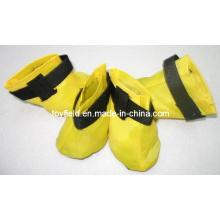 Dog Boots PVC Pet Dog Shoes