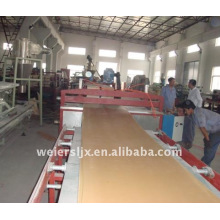 PVC/WPC Foamed Sheet Extrusion Line