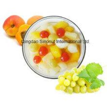 Tamaño de venta al por menor Tamaño de la restauración Cocktail de frutas en lata en ventas