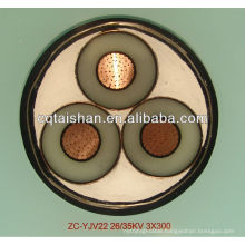 XLPE Insulated Power Cable For Construction
