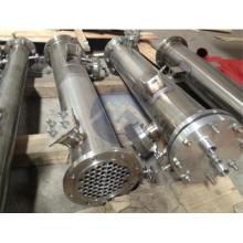 Excelente intercambiador de calor de carcasa y tubo