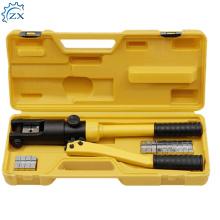 Operação simples nova ferramentas de friso hidráulico / cabo elétrico ferramenta de imprensa parte