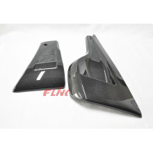 Panela de barriga de fibra de carbono para Ducati Diavel