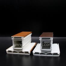 Extrusionsplastik-Upvc-Profil