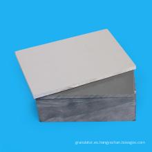 Hoja rígida plástica del PVC para imprimir en Shenzhen