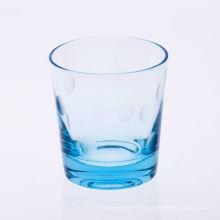 Kleines Wohnkultur-Glaskerzen-Glas