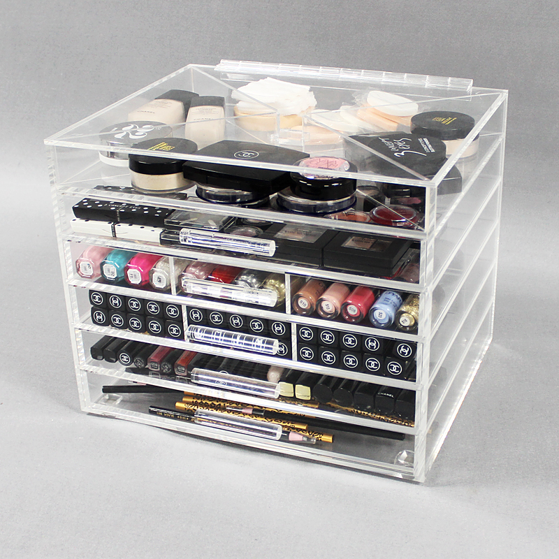 A-4OR0041 Cheap Affordable Acrylic Makeup Organizers