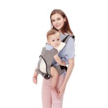 Babytrage zur Linderung von Rückenschmerzen
