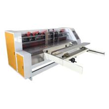 Automatic Thin Blade Slitter Scorer Machine For Carton Box Making  / Carton Box Packing Slitter Scoer Machine