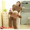Kundengebundener Soem-Entwurf riesige angefüllte Tierspielwaren für Kinder preiswerter Teddybär