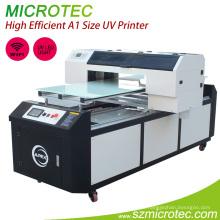 Impressora UV do tamanho M1 eficiente alto A1 de Apex